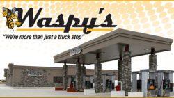 waspys truck stop templeton iowa