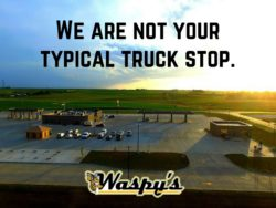 templeton waspys truck stop