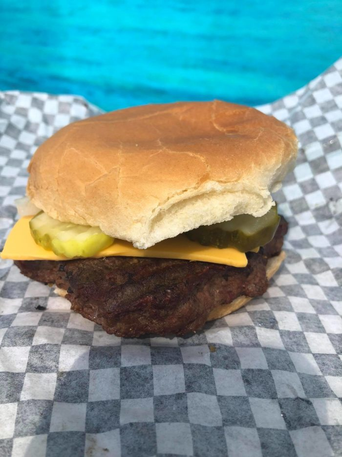 waspy's burger
