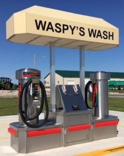 Waspy's Car Wash