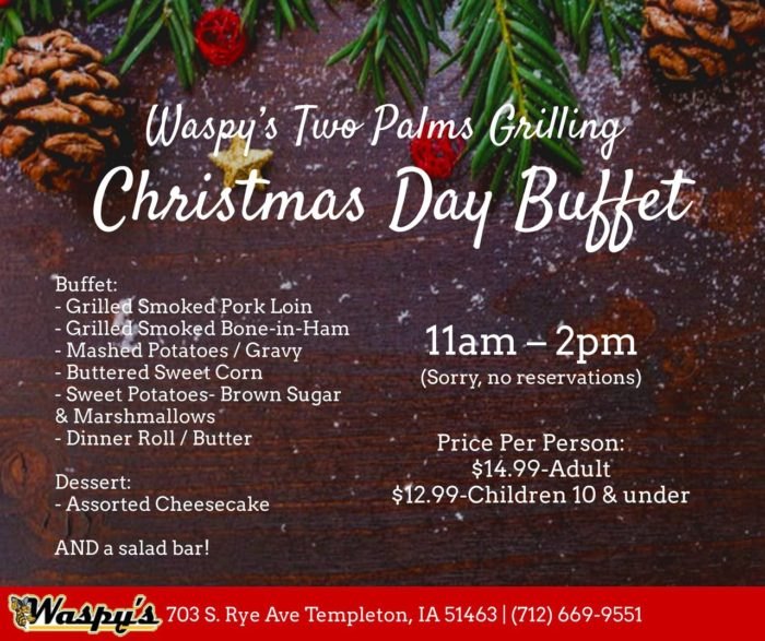 Waspy's Holiday Specials