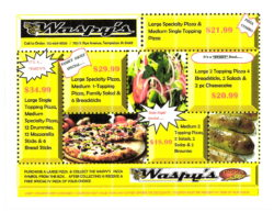 new pizza specials menu