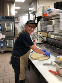 new pizza specials staff photo brenda