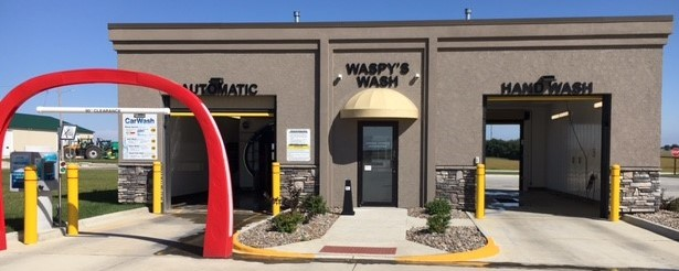 Waspy's Wash