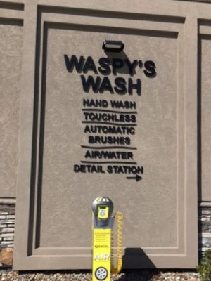 waspys car wash
