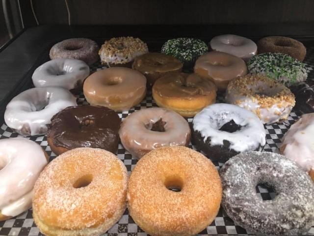 Waspy's Donuts