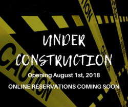 under construction aug 1 2018