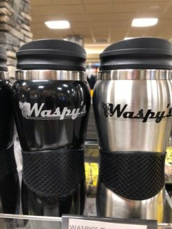 waspys coffee mug