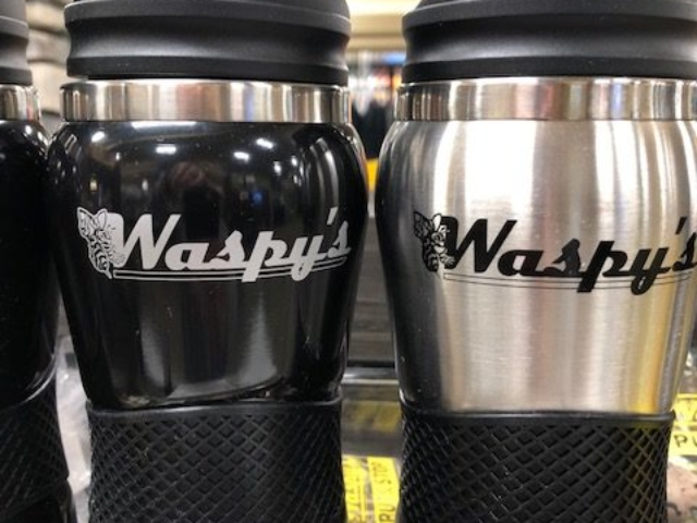 Waspy's Coffee Cups
