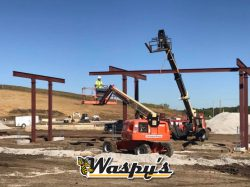 waspys audubon construction