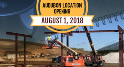 Audubon location opening