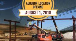 Audubon location opening