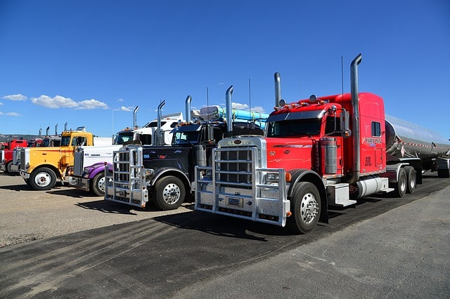 waspys truck stop semi truck certified scale