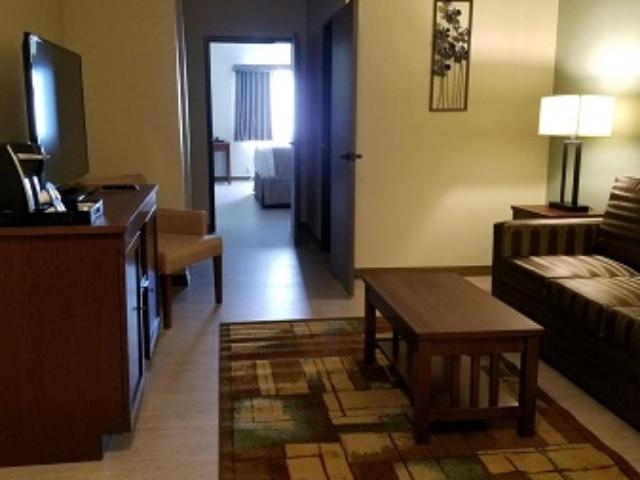 Hotel Room Audubon IA