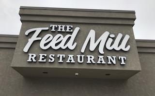 Feed Mill Restaurant Audubon IA