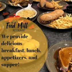the feed mill