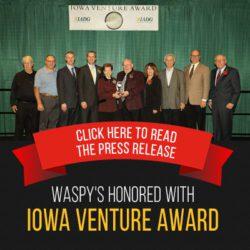 Iowa Venture Award