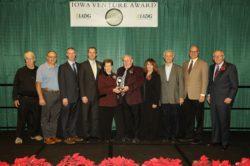 waspys iowa venture award