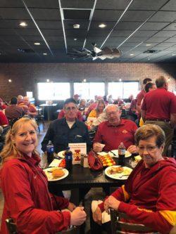 Iowa State Tailgate Tour