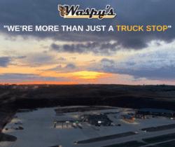 waspy's slogan