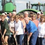 Waspy's Templeton Groundbreaking - Wapy's Opening Date