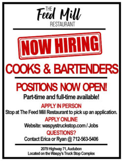 The Feed Mill Job Posting