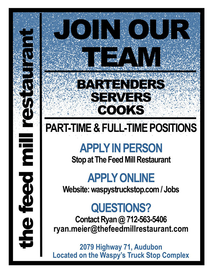 job openings The Feed Mill