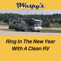 Ring In The New Year With a Clean RV-logo