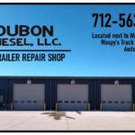 Audubon Diesel truck and trailer repair shop