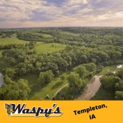 templeton,ia rolling green hills