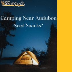 camping near Audubon