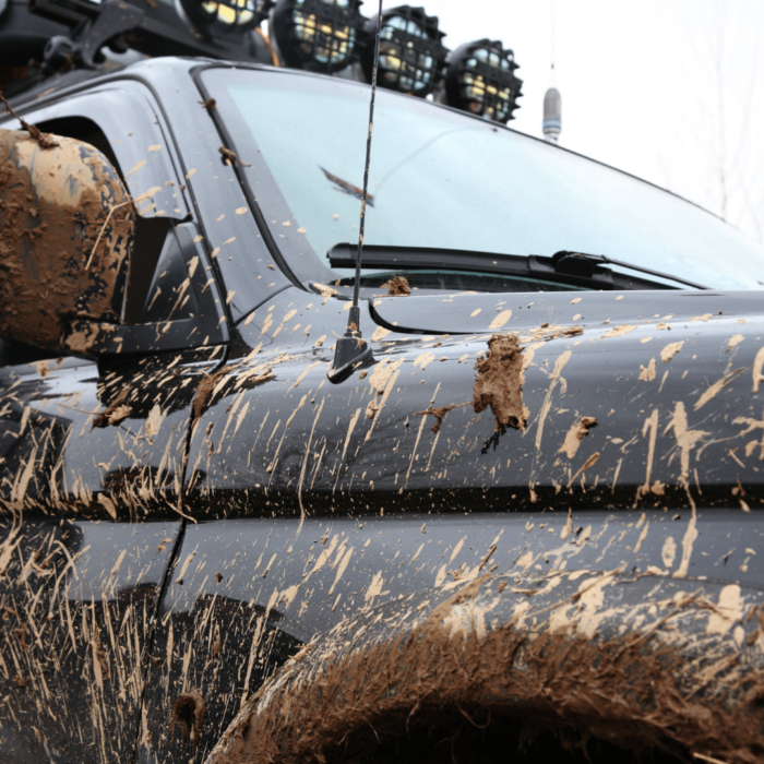 Bring us your muddy truck, dually, or ATV for a deep clean at the Waspy's Truck Wash!