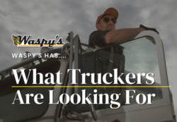 Waspy's has what truckers are looking for in Iowa