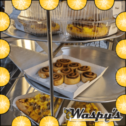 Grab-and-Go treats to delight your taste buds!