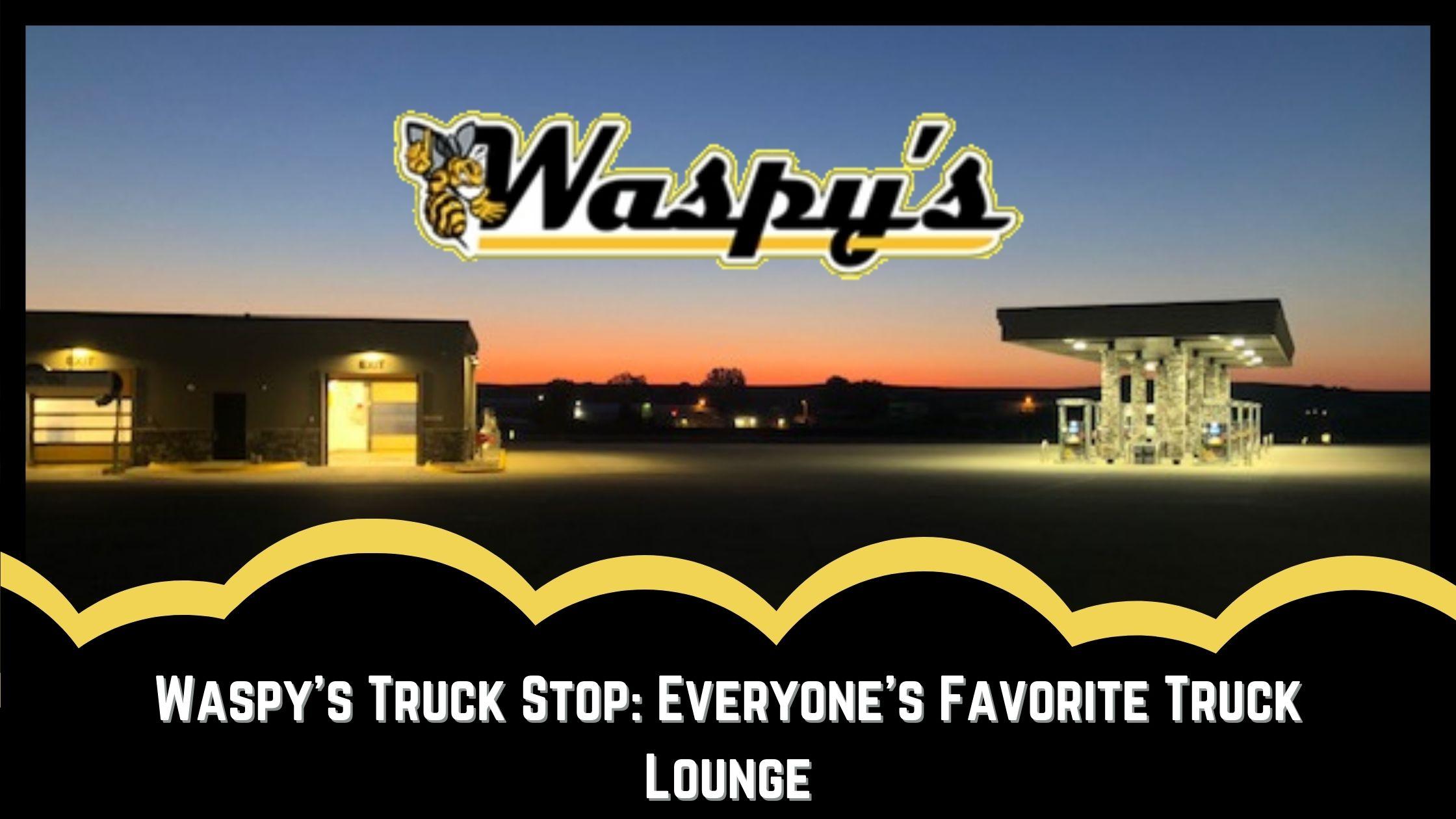 Everyone's favorite truck lounge blog banner