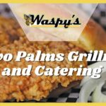 Two palms grilling blog banner