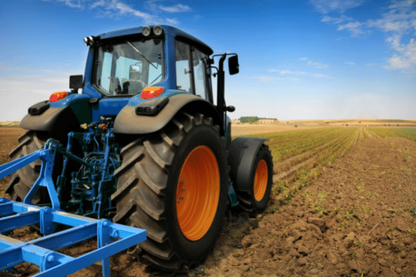 Farm equipment can be cleaned at Waspy's truck wash.